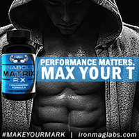 IronMagLabs - Bodybuilding Supplements