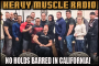 Heavy Muscle Radio (1/16/17) No Holds Barred Weekend In San Diego!