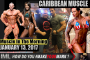 CARIBBEAN MUSCLE! - Muscle In The Morning January 13, 2017