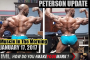PETERSON UPDATE! - Muscle In The Morning January 17, 2017