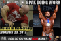 BPAK DOING WORK! - Muscle In The Morning January 20, 2017