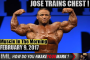 JOSE RAYMOND TRAINING! - Muscle In The Morning February 9, 2017