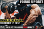 FOUAD UPDATE! - Muscle In The Morning February 17, 2017