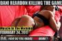 DANI REARDON KILLING THE GAME! - Muscle In The Morning February 24, 2017
