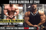 PAULO ALMEIDA At 294 ! - Muscle In The Morning March 24, 2017