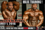 MAXX TRAINING!- Muscle In The Morning July 1, 2016