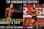 CANADIAN DESTROYERS - Muscle In The Morning August 4, 2017