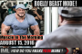 ROELLY BEAST MODE! - Muscle In The Morning August 15, 2016