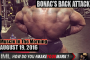 BONAC'S BACK ATTACK! - Muscle In The Morning August 19, 2016