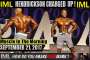 HENDRICKSON CHARGED UP! - Muscle In The Morning September 21, 2017