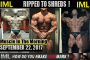 RIPPED TO SHREDS! - Muscle In The Morning September 22, 2017