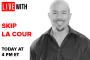Motivational Muscle!  LIVE WITH Skip La Cour