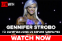 Gennifer Strobo Interview: 7 x Olympian Looks to Take Tampa Pro