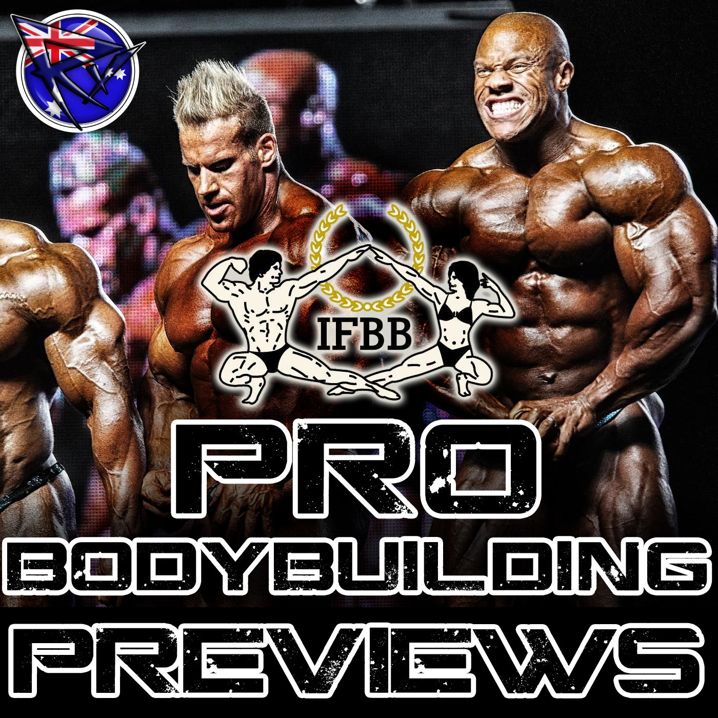Pro Bodybuilding Previews