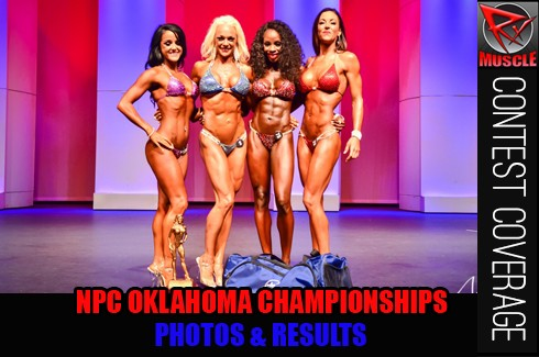 NPC Oklahoma Championships Photos & Results Posted