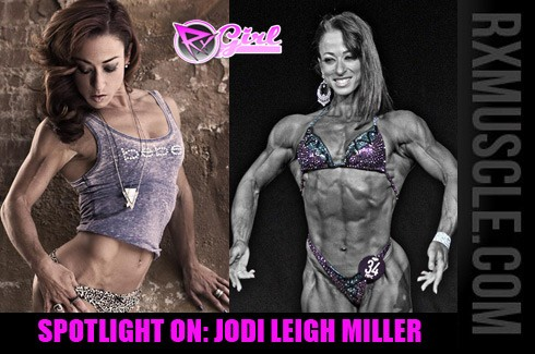 Spotlight on: IFBB Pro Jodi Leigh Miller