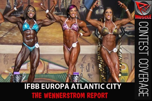 IFBB Europa Atlantic City Pro