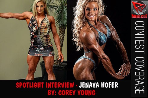 Spotlight on Jenaya Hofer