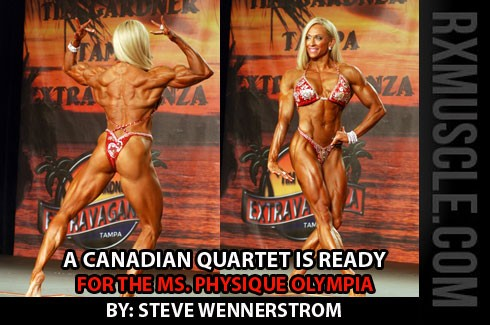 Canadian Quartet by SW