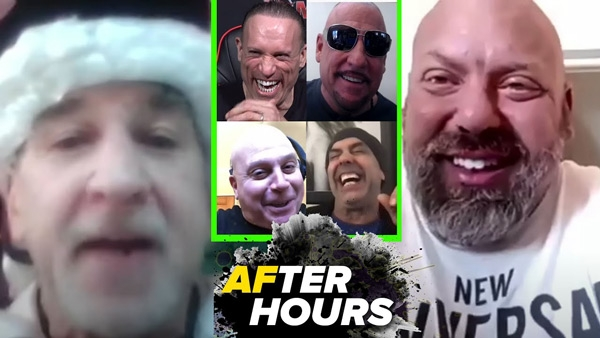 Listen to After Hours Podcast